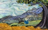 Avril 2019 : Un air de Van Gogh