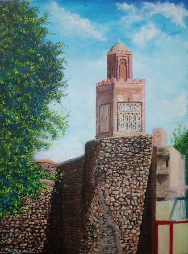 ElMechouar-Tlemcen_Peinturesurtoile_80x60cm.jpg
